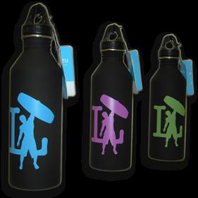 Trinkflaschen mit Werbung