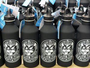 Siebdruck auf Getränkeflaschen