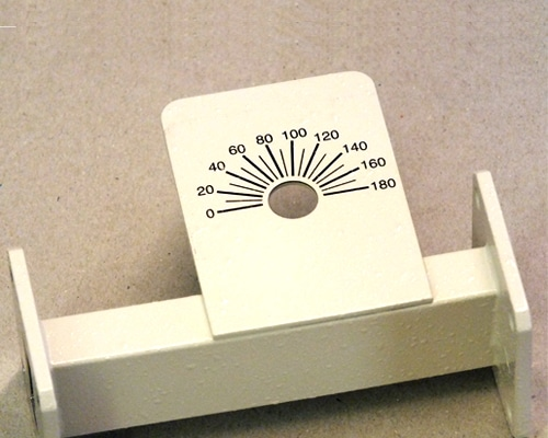 Ein Potentiometer ist ein elektrisches Widerstandsbauelement, dessen Widerstandswerte mechanisch veränderbar sind.