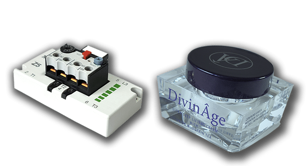 Tapondruck für die Produktkennzeichnung