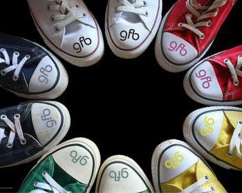 Schuhe als Werbemittel