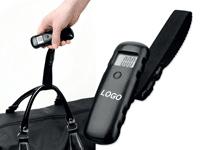 Digitale Gepäckwaage mit Logo bedruckt