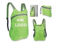 Rucksack zusammenfaltbar in Tasche