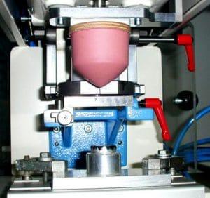 Tampon,- und Klischeehalter für Sealed InkCup SIC-60/5