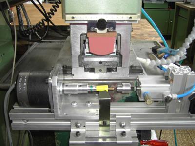 Werkstückaufnahme Tampondruck