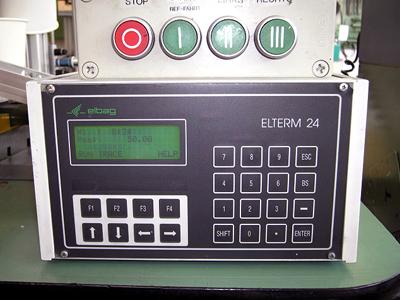 SPS-Steuerung einer Tampondruckmaschine